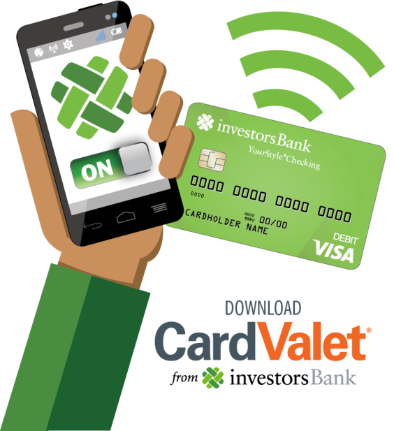 cardvalet is a mobile application that can help reduce debit card account fraud by giving you enhanced capabilities with your smartphone - Visa Debit Card App