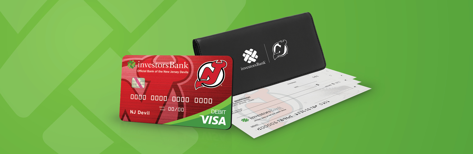 New Jersey Devils Checking | Investors Bank | NY Bank | NJ Bank ...